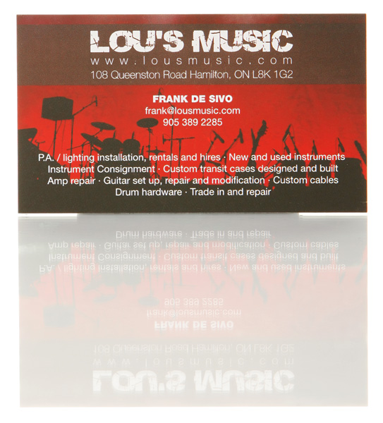 Lou's Music
